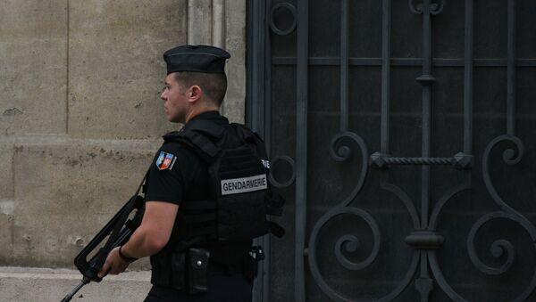 Un gendarme à Paris - Sputnik France