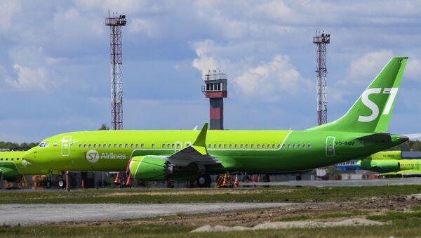 Boeing 737 MAX - Sputnik France