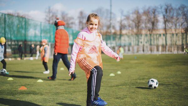 GirlPower Football Club - Sputnik France
