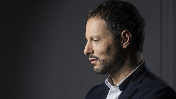 Marc-Olivier Fogiel RTL  - Sputnik France