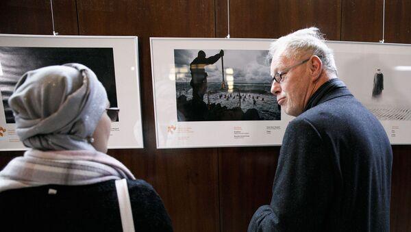 Exposition du Concours Stenine - Sputnik France