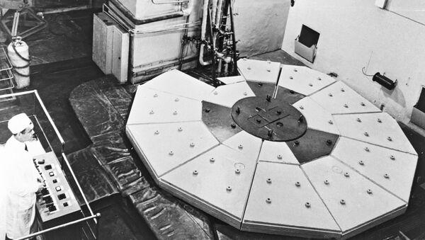 Réacteur de la première centrale nucléaire en URSS - Sputnik France