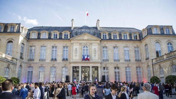 Le palais de l'Élysée - Sputnik France