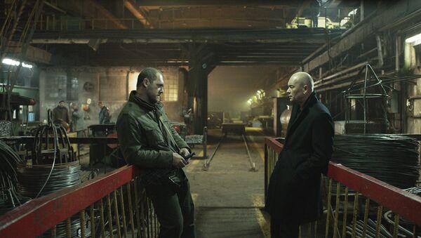 Une image du film de Youri Bykov Factory - Sputnik France
