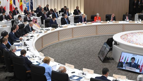 Sommet du G20 à Osaka  - Sputnik France