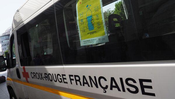 La Croix Rouge française - Sputnik France