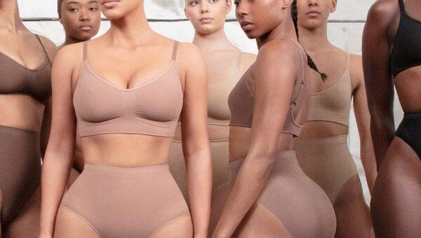 la nouvelle ligne de sous-vêtements de Kim Kardashian - Sputnik France