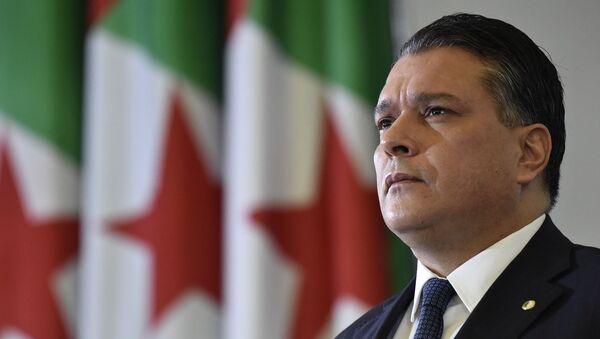 Mouad Bouchareb - Sputnik France