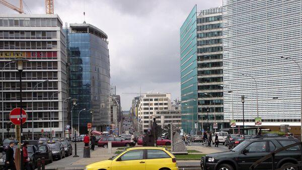 Quartier européen à Bruxelles - Sputnik France