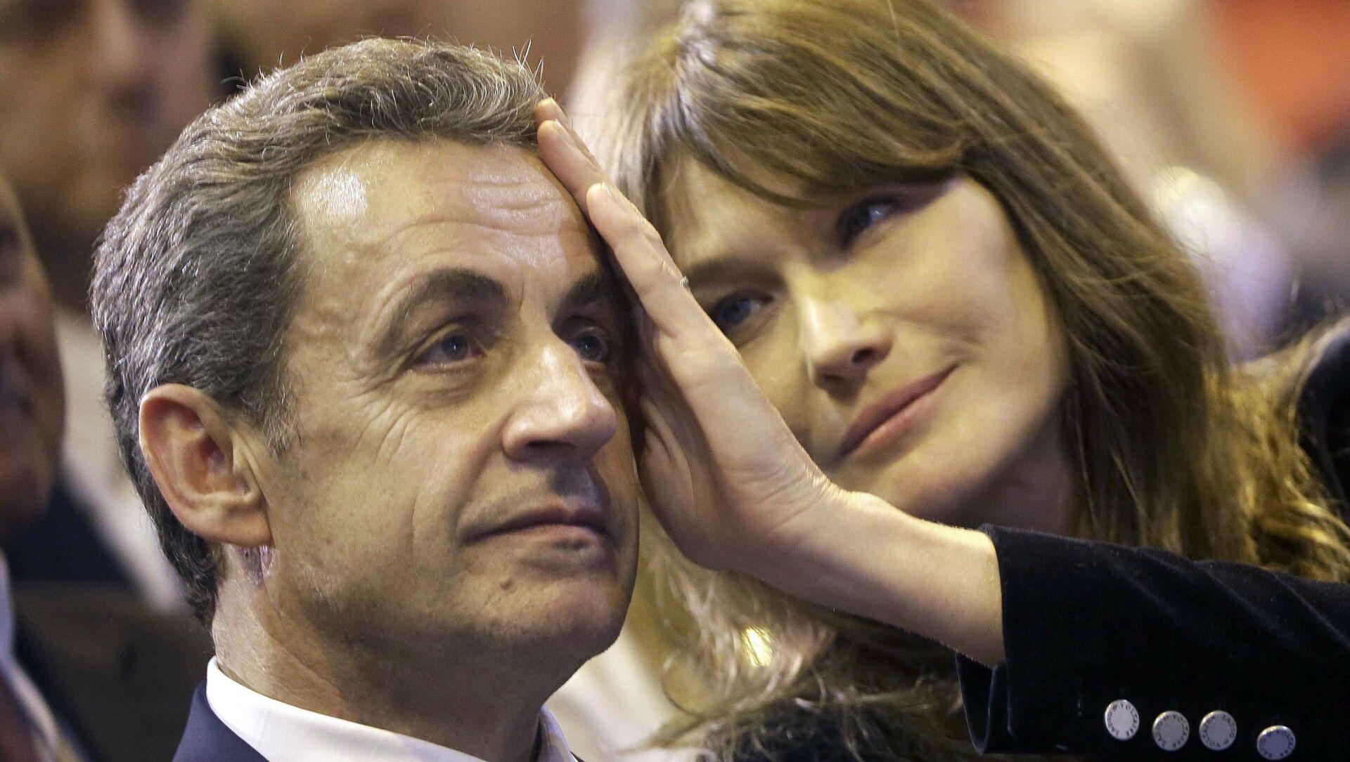 Carla Bruni et Nicolas Sarkozy - Sputnik France, 1920, 01.03.2021