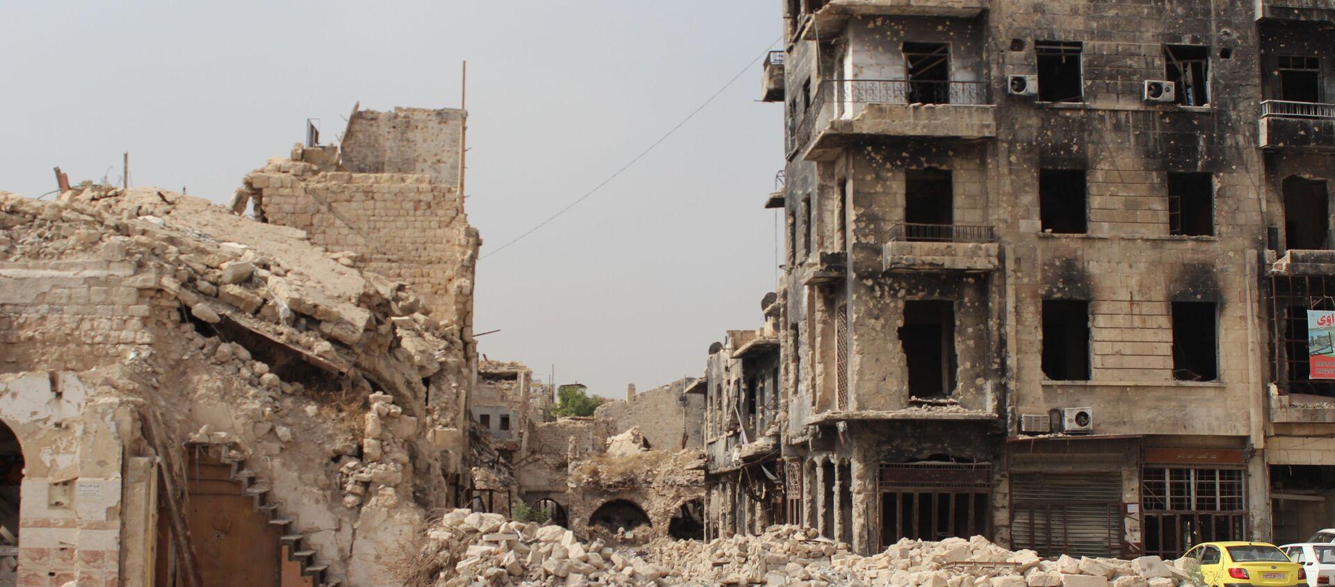 Alep, Syrie - Sputnik France, 1920, 27.01.2021