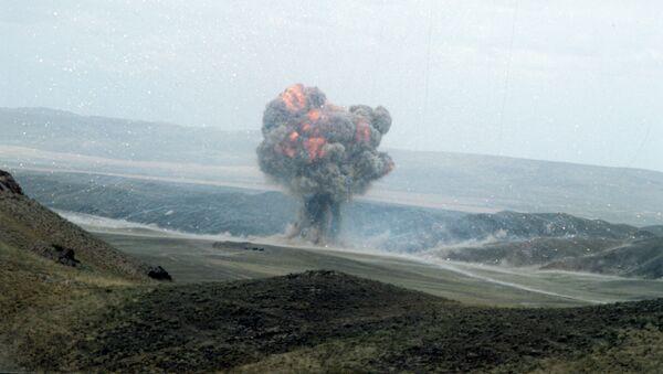Abrüstung im Rahmen des INF-Vertrags (Archiv) - Sputnik France