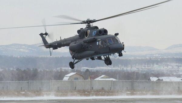 Mi-8AMTCh VA - Sputnik France
