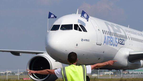 Airbus A320neo - Sputnik France