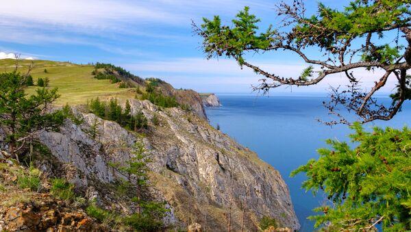 Le Gardien du Baïkal: envoûtantes photographies de l'île d'Olkhon  - Sputnik France