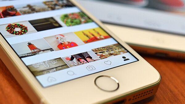 Instagram sur Iphone - Sputnik France