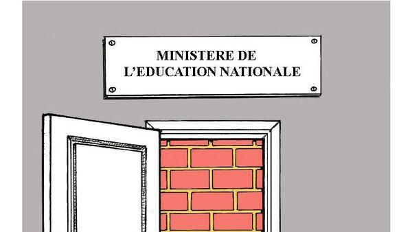 Les enseignants enfonceraient-ils la «porte ouverte» de Blanquer? - Sputnik France