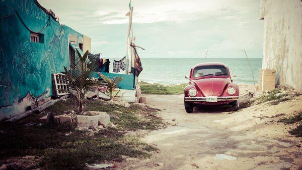 Une Volkswagen Coccinelle au Mexique - Sputnik France