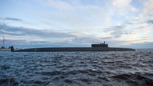 Подводный крейсер Князь Владимир возобновил заводские ходовые испытания - Sputnik France