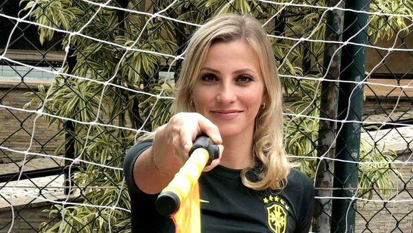 Fernanda Colombo - Sputnik France