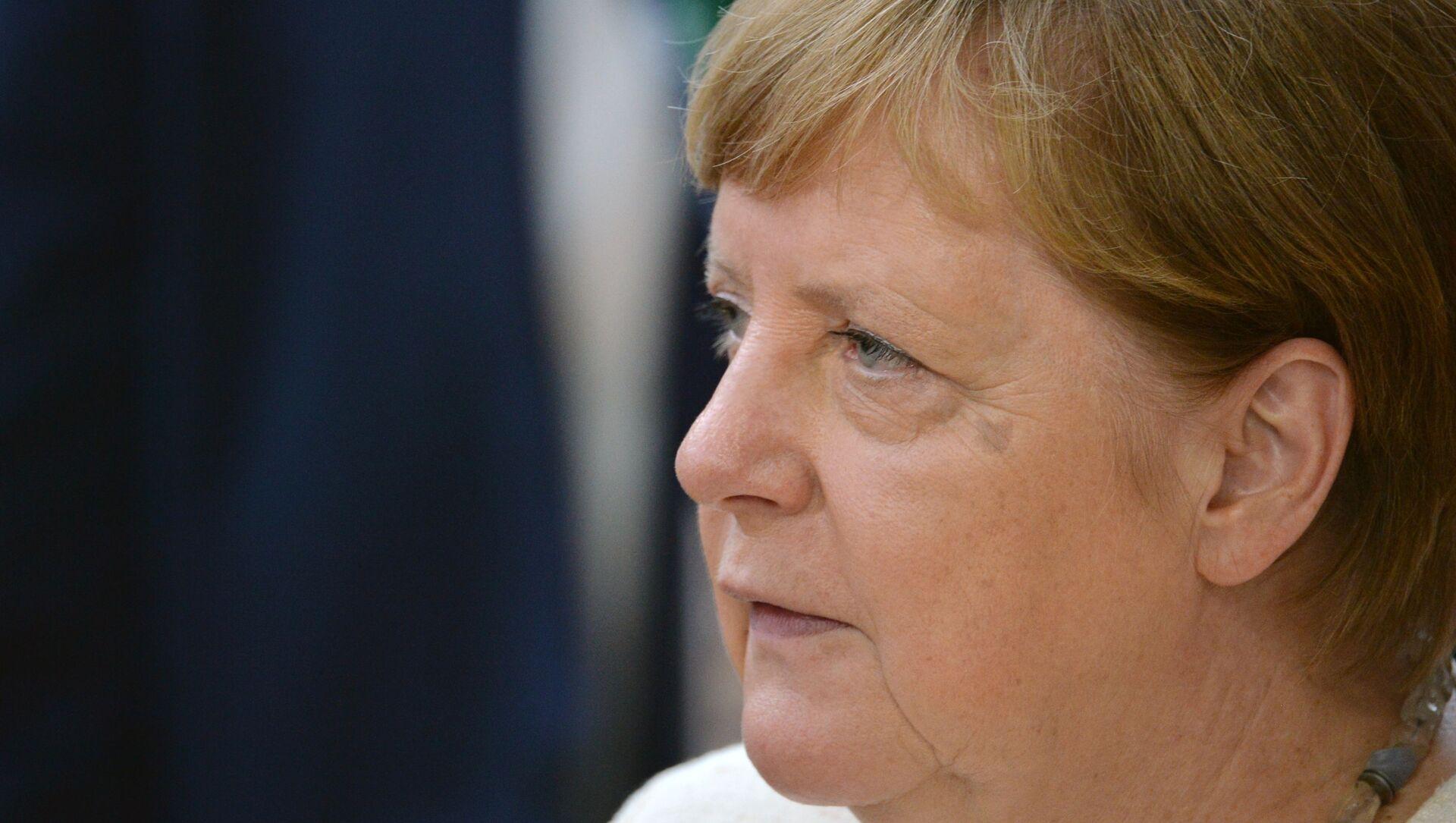 Angela Merkel  - Sputnik France, 1920, 17.09.2021