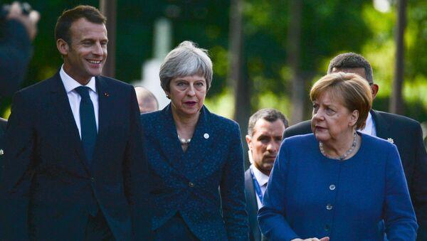 Sommet de l'UE à Sofia - Sputnik France
