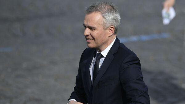 François de Rugy - Sputnik France