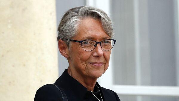 Élisabeth Borne - Sputnik France