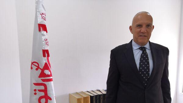 Mustapha Saheb-Ettabaa, président du parti «Agissons pour la Tunisie» - Sputnik France