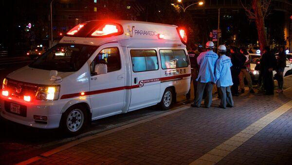 Ambulance. Japon - Sputnik France