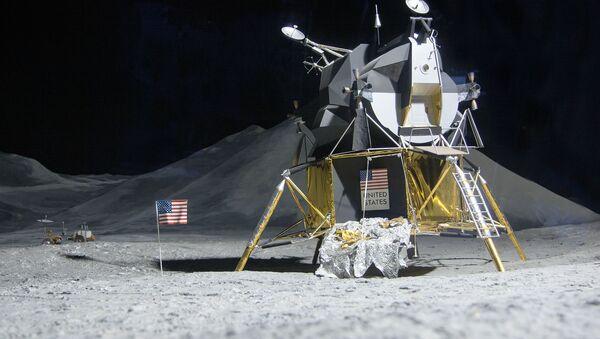 Des Américains sur la Lune - Sputnik France