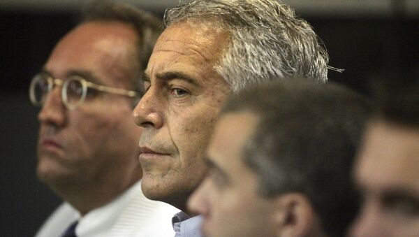 Jeffrey Epstein comparaît devant le tribunal en 2008 - Sputnik France
