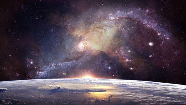 Galaxie étoilée - Sputnik France