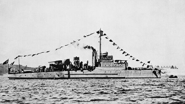 USS Eagle PE-56 - Sputnik France