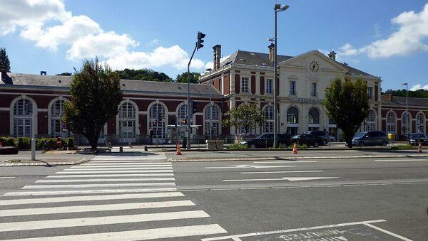 Gare d'Évreux, construite en 1887. - Sputnik France