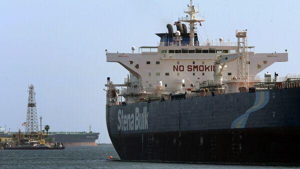 Un pétrolier de la société Stena Bulk (archive photo) - Sputnik France