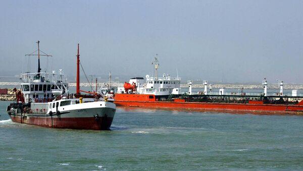 Un pétrolier iranien (image d'illustration) - Sputnik France
