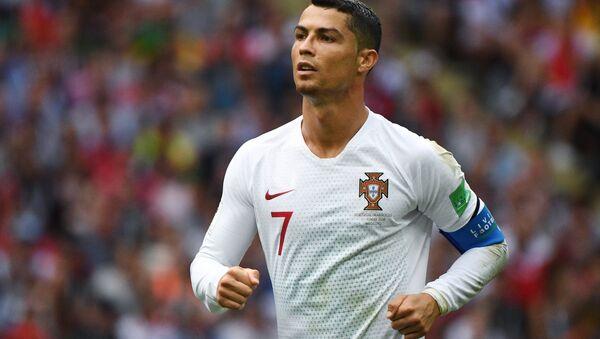 Cristiano Ronaldo - Sputnik France