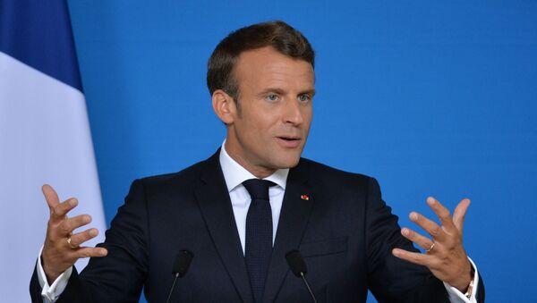 Саммит ЕС в Брюсселе. День второй - Sputnik France