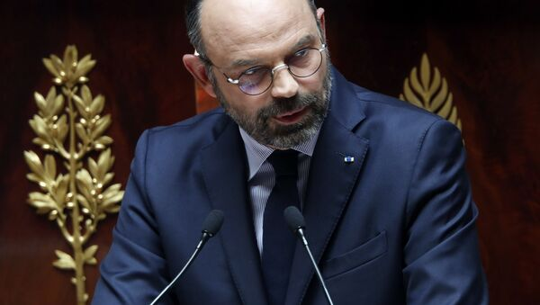 Édouard Philippe - Sputnik France