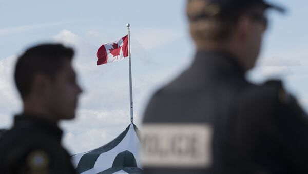 Police canadienne - Sputnik France