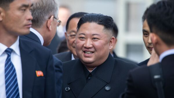 Визит лидера КНДР Ким Чен Ына во Владивосток - Sputnik France
