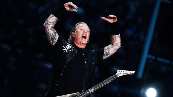 Concert de Metallica à Moscou - Sputnik France