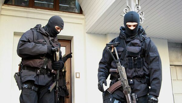 Agent des Services de sécurité d'Ukraine - Sputnik France
