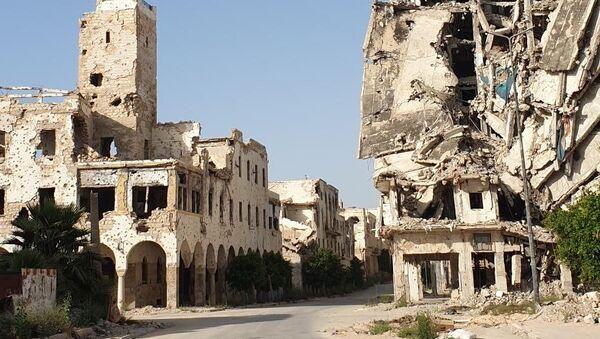 Benghazi détruite pendant l'occupation de Daech - Sputnik France