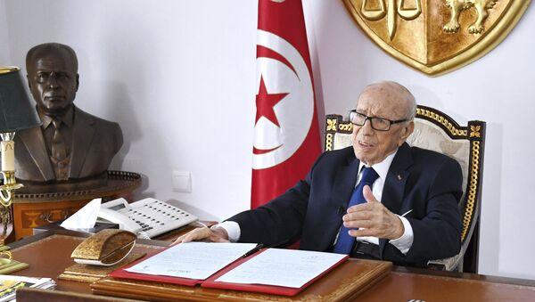 Béji Caïd Essebsi - Sputnik France