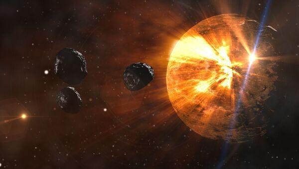 des astéroïdes - Sputnik France