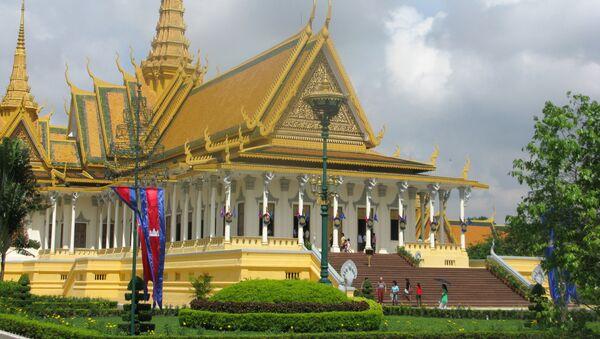 Palais royal à Phnom Penh - Sputnik France