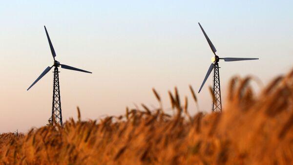 Des énergies renouvelables (image d'illustration)  - Sputnik France