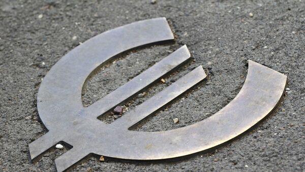 Symbole de l'euro - Sputnik France